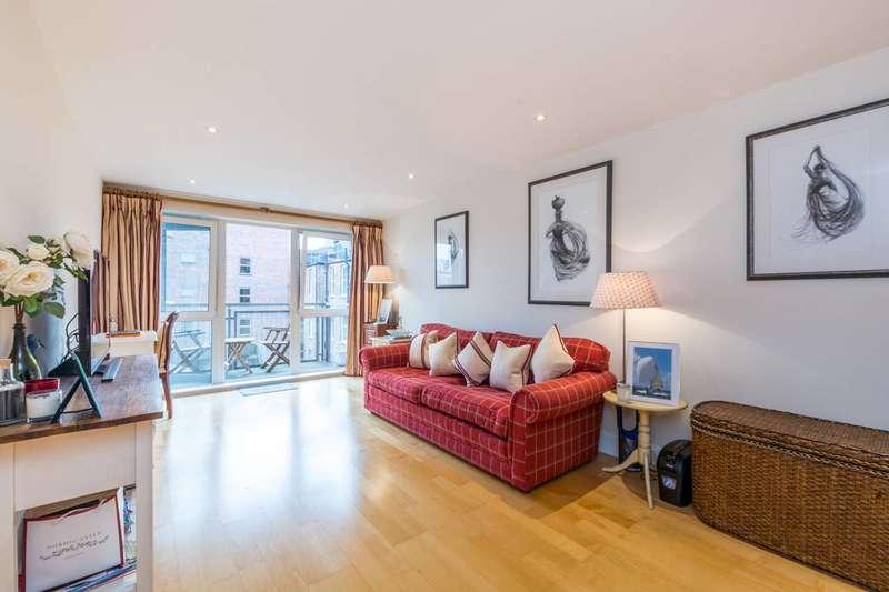 2 Bedrooms Flat for sale in Vauxhall Bridge Road, Pimlico, SW1V