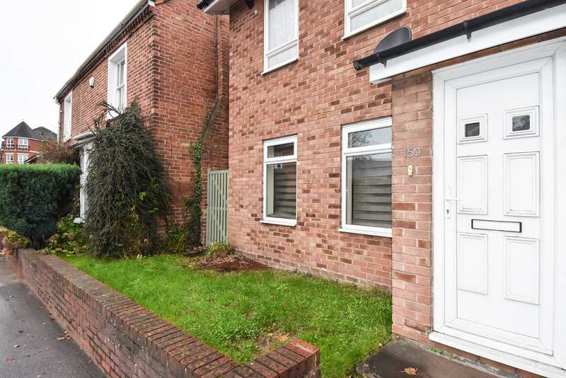 2 Bedrooms Maisonette Flat for sale in Worcester Road, Bromsgrove, Worcestershire, B61