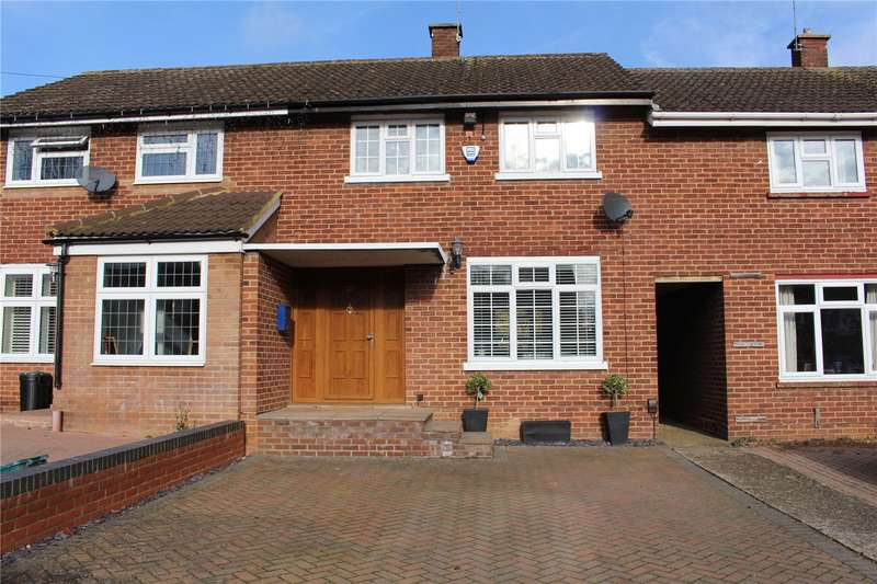 2 Bedrooms Terraced House for sale in Partridge Road, St. Albans, Hertfordshire, AL3