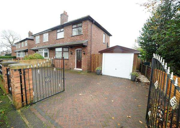3 Bedrooms Semi Detached House for rent in Boundary Road, Irlam, Manchester