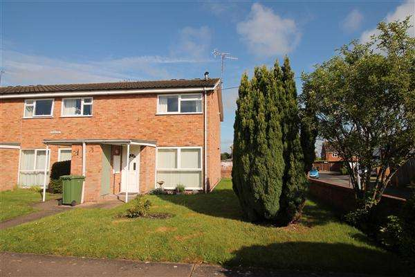 2 Bedrooms Apartment Flat for rent in Butchers Walk, Worcester, Fernhill Heath, Worcester