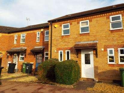 2 Bedrooms Terraced House for sale in Templemead, Kings Lynn, Norfolk