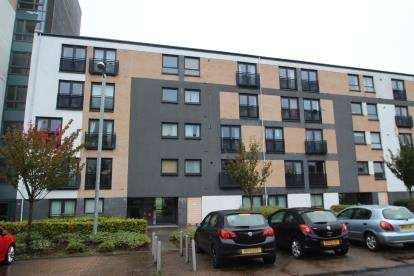 2 Bedrooms Flat for sale in Firpark Court, Dennistoun