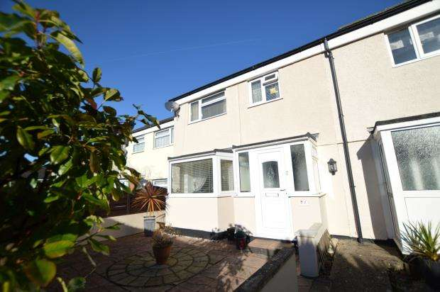 3 Bedrooms Terraced House for sale in Coppice Gardens, Plymouth, Devon