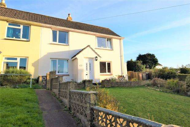 2 Bedrooms Semi Detached House for sale in Furzegood, Marldon, Paignton