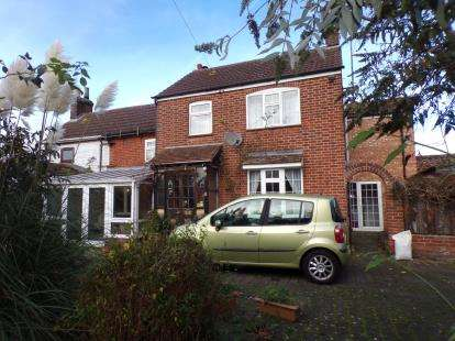 4 Bedrooms Semi Detached House for sale in The Warren, Clapham, Bedford, Bedfordshire