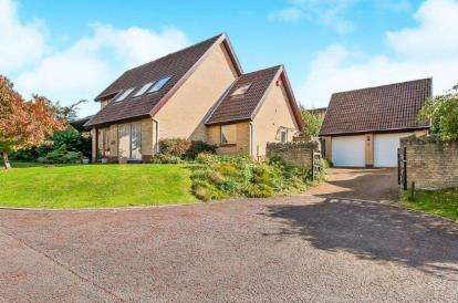 4 Bedrooms Detached House for sale in Chisenhale, Orton Waterville, Peterborough, Cambridgeshire