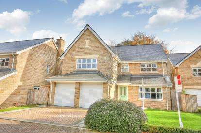 5 Bedrooms Detached House for sale in Marchcroft, Halifax, West Yorkshire