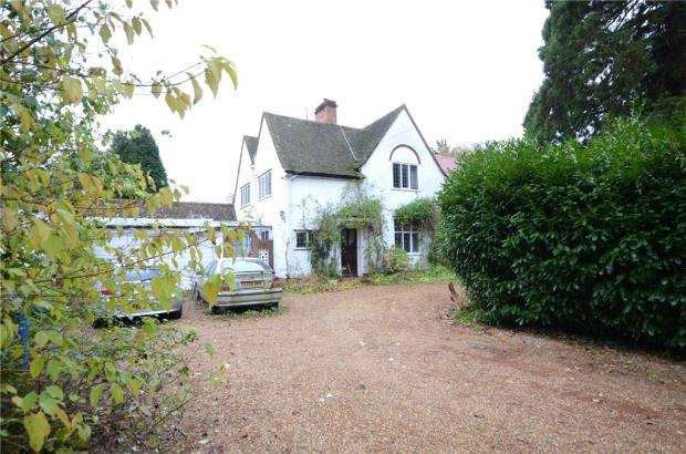 3 Bedrooms Semi Detached House for sale in Henley Road, Maidenhead, Berkshire
