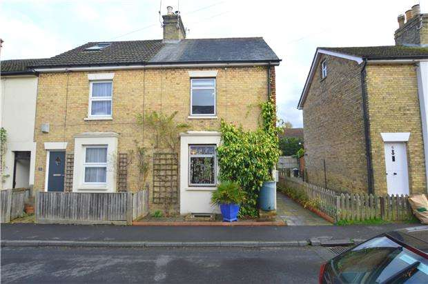 2 Bedrooms Terraced House for sale in Cobden Road, SEVENOAKS, Kent, TN13 3UB