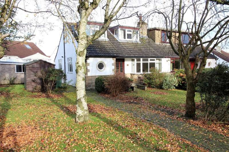 3 Bedrooms Semi Detached Bungalow for sale in The Cedars, Bramhope