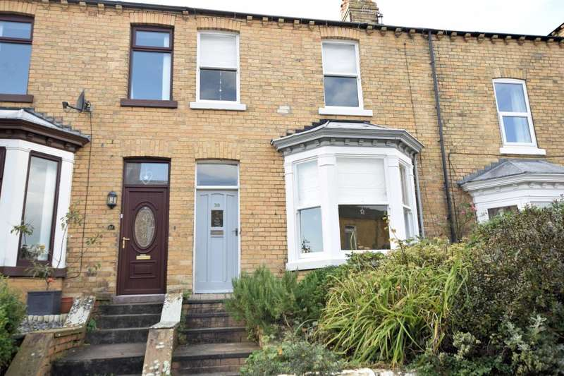 3 Bedrooms Town House for sale in Nansen Street, Scarborough, North Yorkshire YO12 7LN