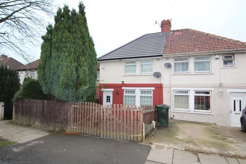 2 Bedrooms Semi Detached House for sale in Lynfield Drive, Bradford, BD9 6DX
