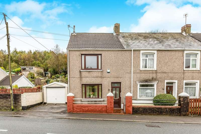 3 Bedrooms End Of Terrace House for sale in Bethania Street, Maesteg