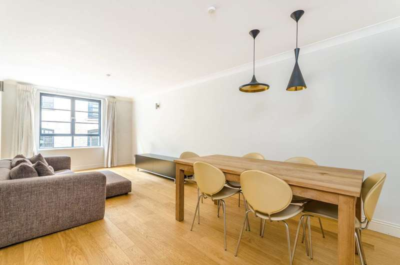 1 Bedroom Flat for sale in Curlew Street, Shad Thames, SE1