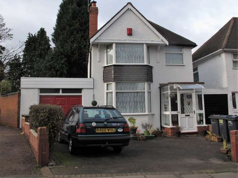 3 Bedrooms Detached House for sale in Shirley Road, Birmingham