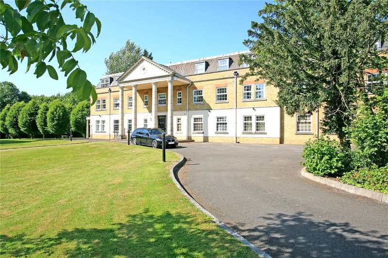 2 Bedrooms Flat for sale in North Street, Winkfield, Windsor, Berkshire, SL4