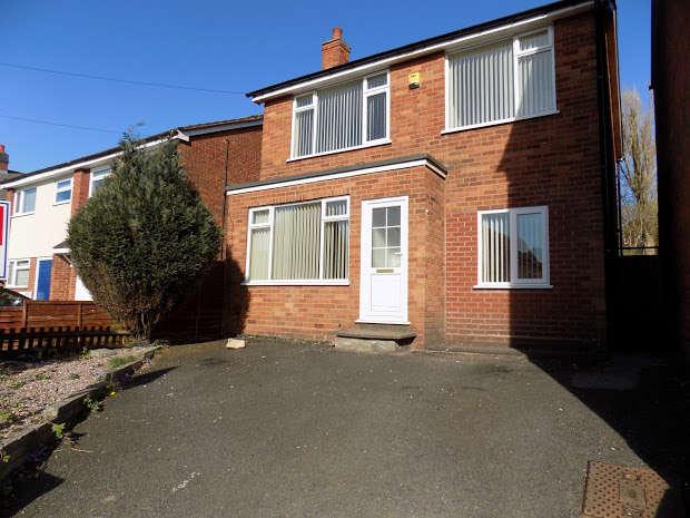 4 Bedrooms Detached House for rent in Beaumont Road, Halesowen, B62