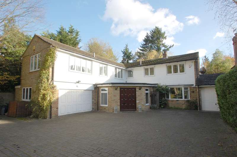 6 Bedrooms Detached House for sale in Nightingales Lane, Chalfont St. Giles, HP8