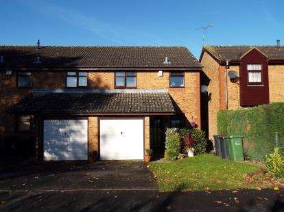 3 Bedrooms Semi Detached House for sale in Grove Lane, Keresley, Coventry, Warwickshire