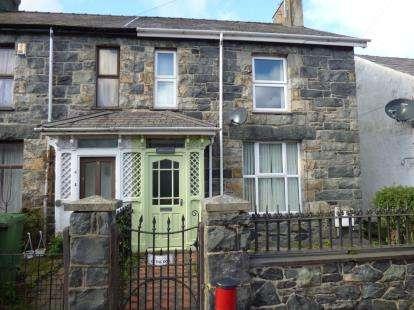 House for sale in Ffordd Llanllechid, Llanllechid, Bangor, Gwynedd, LL57
