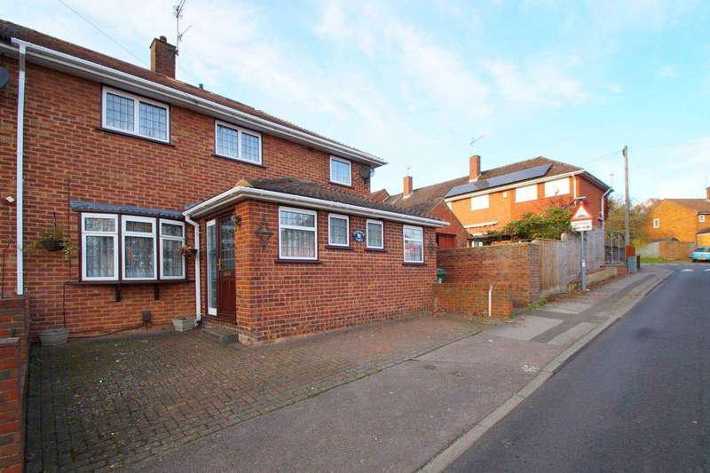 3 Bedrooms Semi Detached House for sale in Pixies Hill, Hemel Hempstead