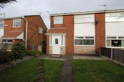 3 Bedrooms Semi Detached House for sale in Turf Lane, Royton, Greater Manchester