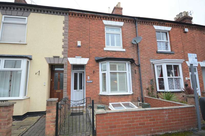 3 Bedrooms Terraced House for sale in Queen Victoria Street, Rugby Town Centre