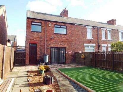2 Bedrooms Semi Detached House for sale in Morris Street, Washington, Tyne and Wear, NE37
