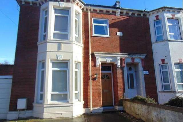 7 Bedrooms Semi Detached House for rent in Westridge Road Portswood Southampton SO17 2GQ