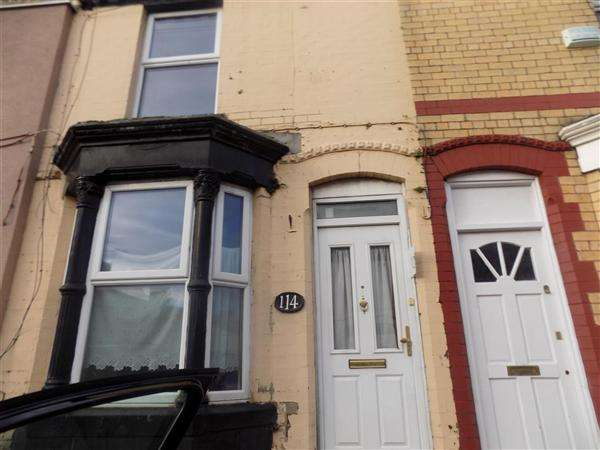 2 Bedrooms Terraced House for sale in Methuen Street, Liverpool