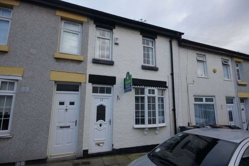 2 Bedrooms Property for sale in William Street, Prescot, L34