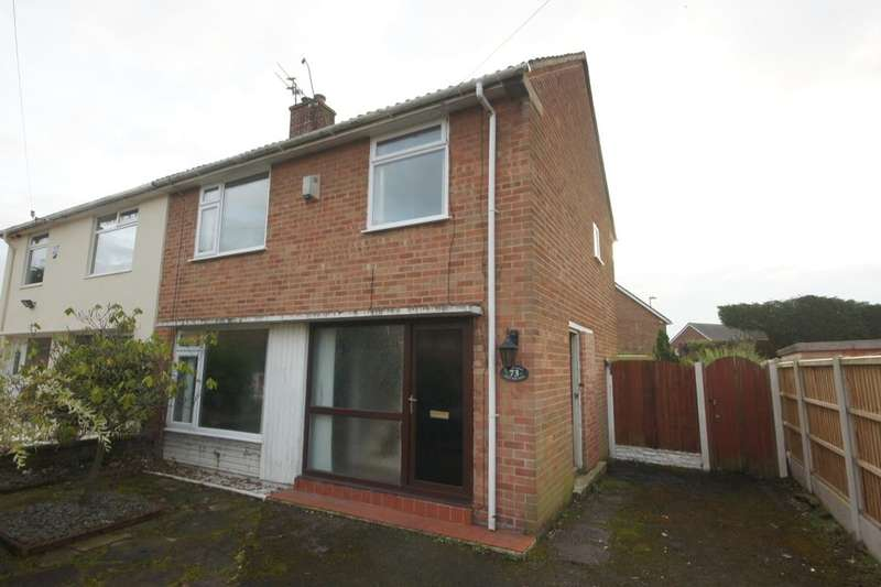 3 Bedrooms Semi Detached House for sale in Hurst Park Drive, Liverpool, L36