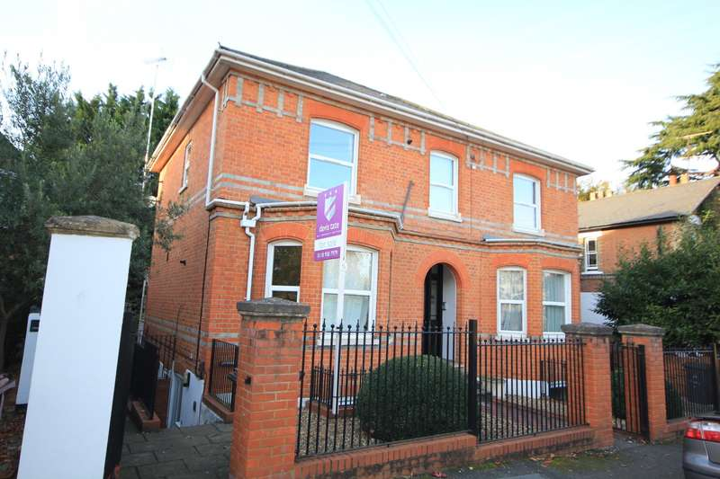 2 Bedrooms Apartment Flat for sale in Brunswick Hill, Reading, RG1