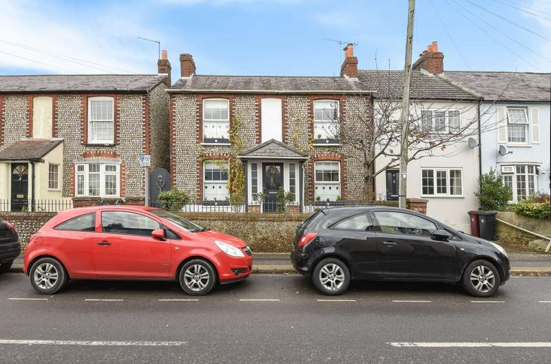 4 Bedrooms Detached House for sale in Oving Road, Chichester, PO19