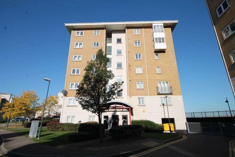 2 Bedrooms Apartment Flat for sale in Schooner House, Erith, DA8 1BF
