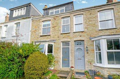 4 Bedrooms Terraced House for sale in Truro, Cornwall