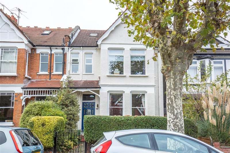 5 Bedrooms End Of Terrace House for sale in Redston Road, Crouch End, London, N8