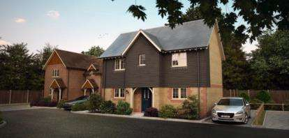 Detached House for sale in Clewers Lane, Waltham Chase