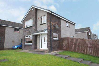 3 Bedrooms Detached House for sale in Glenelg Crescent, Kirkintilloch, Glasgow, East Dunbartonshire