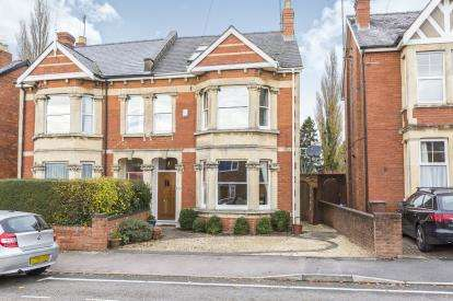 5 Bedrooms Semi Detached House for sale in Sandford Mill Road, Cheltenham, Gloucestershire