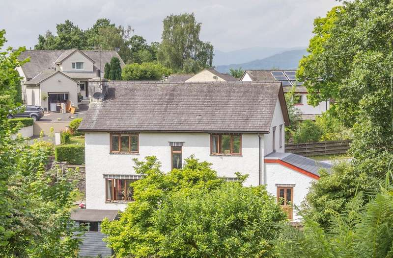 4 Bedrooms Detached House for sale in Cannondale, Annisgarth, Windermere
