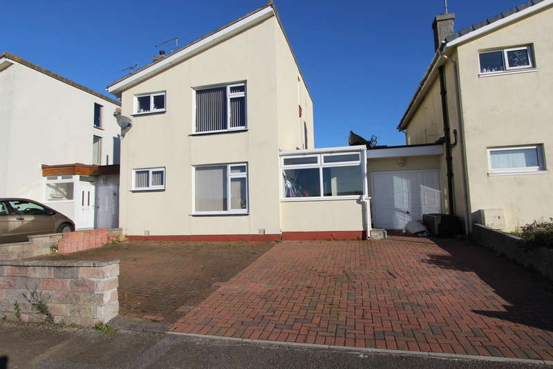 3 Bedrooms Semi Detached House for sale in Maker Road, Torpoint