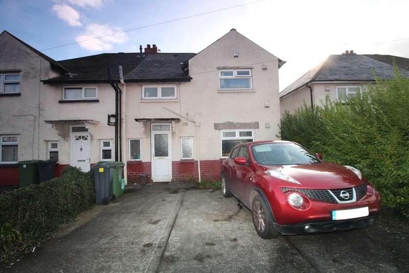 3 Bedrooms Semi Detached House for sale in Margam Road, Cardiff