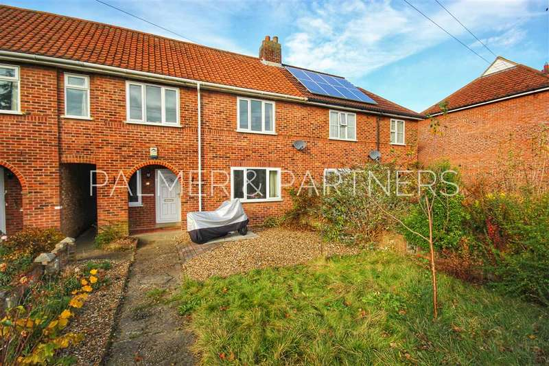 3 Bedrooms Semi Detached House for sale in Cats Lane, Sudbury
