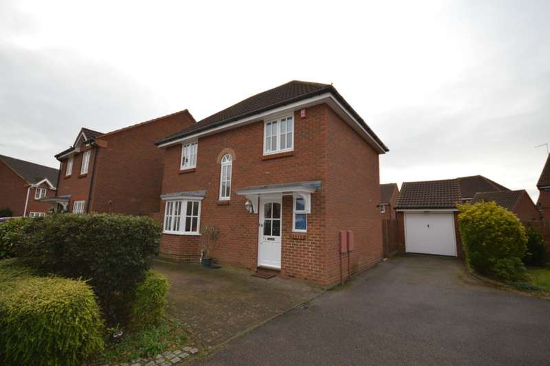 3 Bedrooms Detached House for sale in Cypress Avenue, Welwyn Garden City, AL7