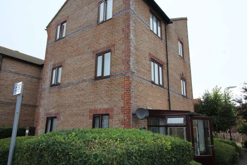 1 Bedroom Flat for sale in Gibson Way, Bognor Regis, PO21