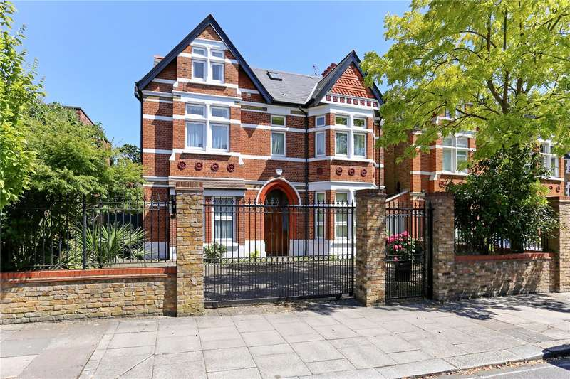 7 Bedrooms Detached House for sale in St. Leonards Road, Ealing, W13