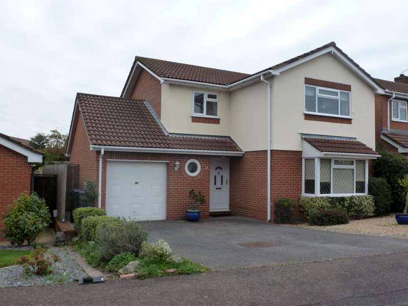4 Bedrooms Detached House for rent in Regent Drive, Littledown, Bournemouth