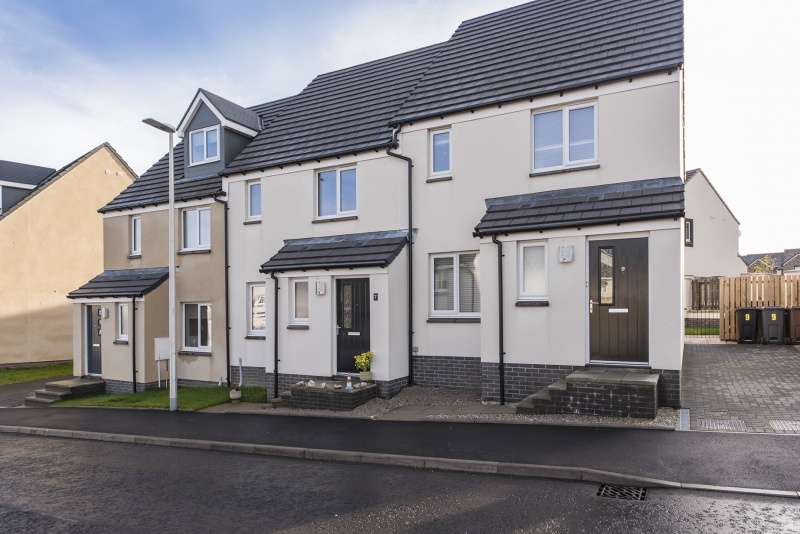 3 Bedrooms Villa House for sale in Goodhope Road, Bucksburn, Aberdeen, Aberdeenshire, AB21 9NX